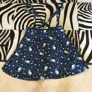 Hot Topic Studio Ghibli skirt 3x New